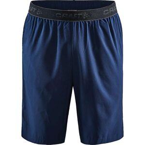Craft Sportswear Men's Core Essence Relaxed Short - Large - Blaze