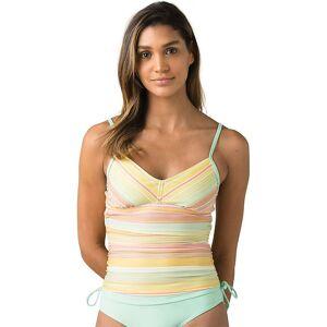 Prana Women's Moorea Tankini - XS - Amber Pontoon