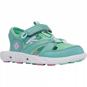 Columbia Footwear Columbia Kids' Techsun Wave Sandal - 9 - Copper Ore / Orchid