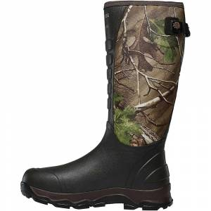 LaCrosse Men's 4x Alpha Snake 16IN Boot - 13 - Realtree Xtra Green