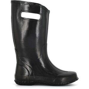 Bogs Kids' Solid Rainboot - 9 - Black