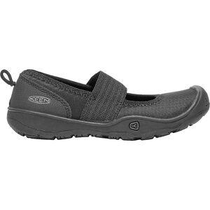 KEEN Kid's Moxie Gore Flat Shoe - 8 - Black / Magnet