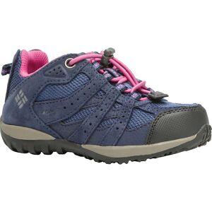 Columbia Footwear Columbia Kids' Redmond Waterproof Boot - 13 - Bluebell / Pink Ice