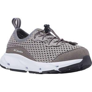 Columbia Footwear Columbia Youth Vent Shoe - 4 - Ti Titanium / White