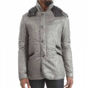 66North Men's Eldborg Primaloft Jacket - Small - Donegal Grey