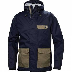 Helly Hansen Men's Roam 2.5L Jacket - Medium - GRAPHITE BLUE
