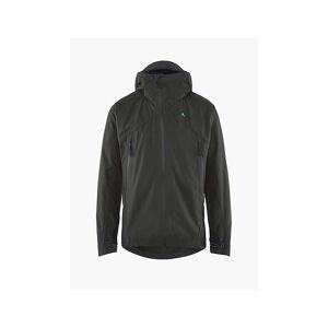 Klattermusen Men's Einride Jacket - Large - Charcoal