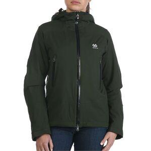 66North Women's Snaefell Alpha Jacket - Medium - Military Green