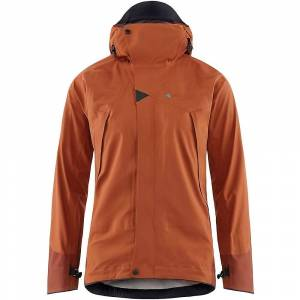 Klattermusen Women's Allgron 2.0 Jacket - Medium - Rust