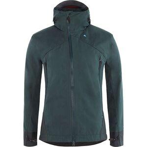 Klattermusen Women's Einride Jacket - Large - Spruce Green
