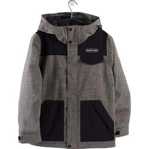 Burton Boys' Dugout Jacket - Small - Bog Heather