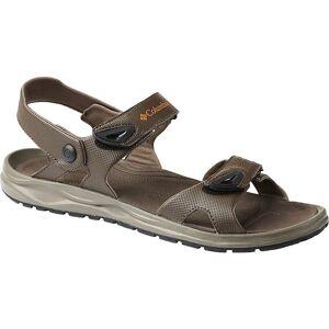 Columbia Footwear Columbia Men's Wayfinder 2 Strap Sandal - 13 - Cordovan Bright Copper