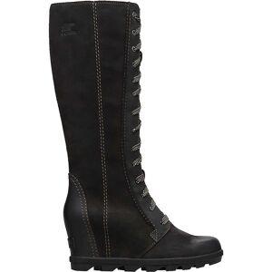 Sorel Women's Joan of Arctic Wedge II Tall Boot - 9.5 - Black