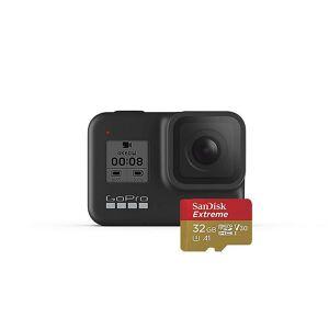 GoPro HERO8 Black Camera with 32GB SD Card