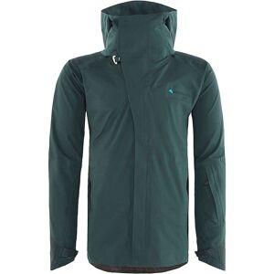 Klattermusen Men's Brage Jacket - Large - Spruce Green