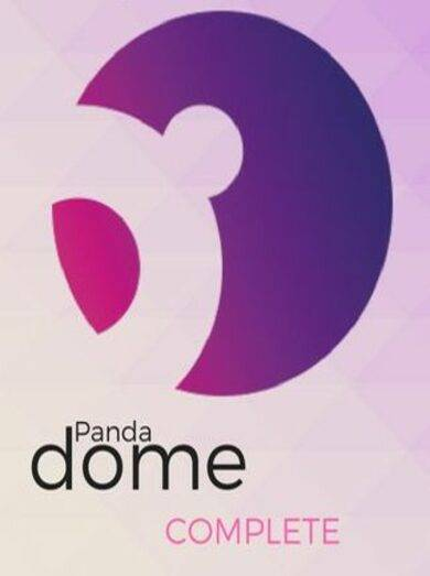 Panda Dome Complete 3 Devices 1 Year Panda Key GLOBAL