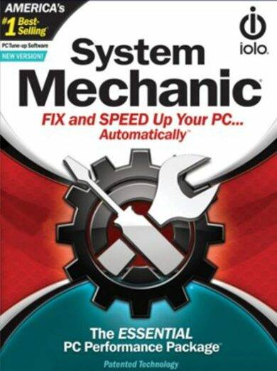 iolo System Mechanic 3 Devices 1 Year iolo Key GLOBAL