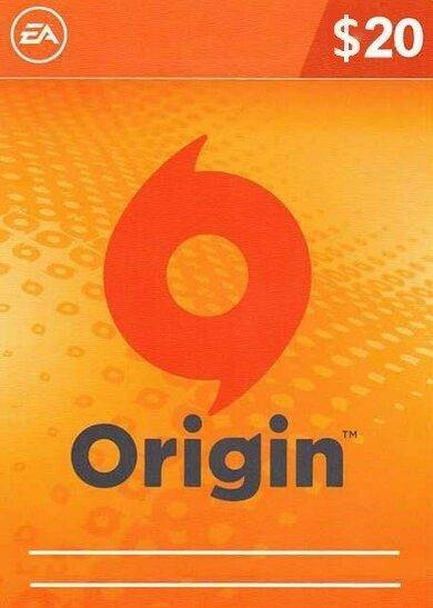 Electronic Arts EA Origin Cash Card 20 USD Origin Key UNITED STATES