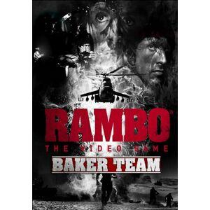 Reef Entertainment Rambo The Video Game + Baker Team (DLC) Steam Key GLOBAL