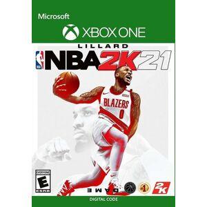 2K NBA 2K21 (Xbox One)  Xbox Live Key GLOBAL