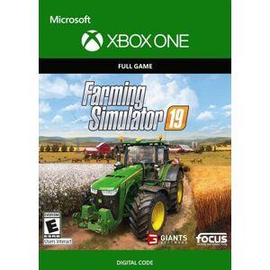 Focus Home Interactive Farming Simulator 19 (Xbox One) Xbox Live Key UNITED STATES