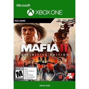2K Mafia II: Definitive Edition (Xbox One) Xbox Live Key UNITED STATES