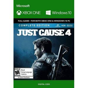 Square Enix Just Cause 4 (Complete Edition) (Xbox One) Xbox Live Key GLOBAL