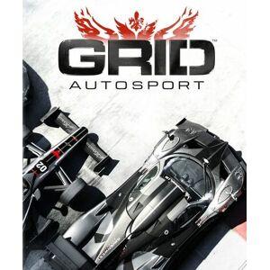 Codemasters Grid: Autosport (Black Edition) Steam Key GLOBAL