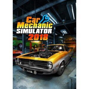 PlayWay S.A. Car Mechanic Simulator 2018 (incl. Mazda DLC) Steam Key GLOBAL