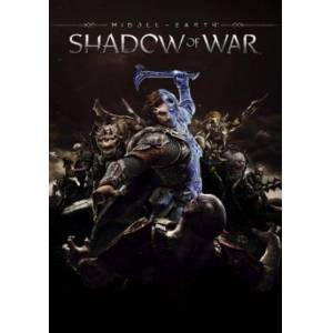 Warner Bros. Interactive Entertainment Middle-earth: Shadow of War - (Gold Edition) Steam Key  ASIA / EMEA / NORTH AMERICA