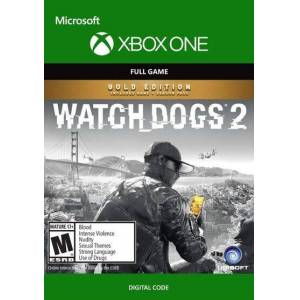 Ubisoft Watch Dogs 2 (Gold Edition) (Xbox One) Xbox Live Key UNITED STATES