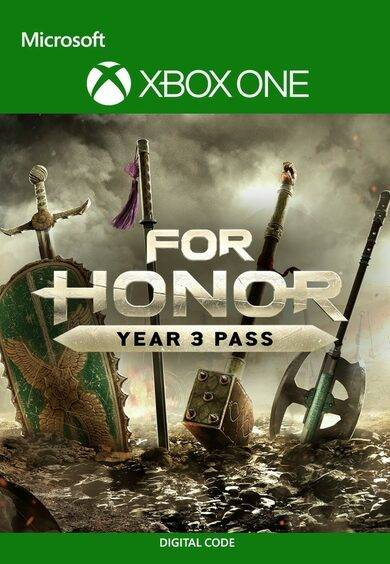 Ubisoft For Honor - Year 3 Pass (DLC) XBOX LIVE Key UNITED STATES