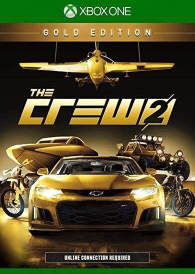 Ubisoft The Crew 2 (Gold Edition) (Xbox One) Xbox Live Key UNITED STATES