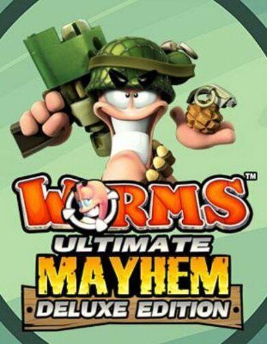 Team17 Digital Ltd Worms Ultimate Mayhem (Deluxe Edition) Steam Key GLOBAL