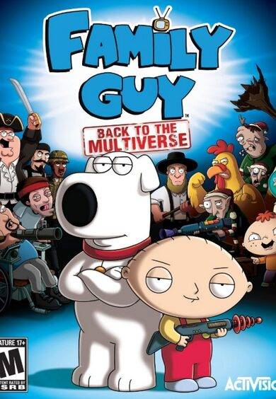 Activision Family Guy: Back to the Multiverse Steam Key GLOBAL