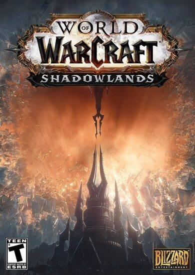 Blizzard Entertainment World of Warcraft: Shadowlands (Epic Edition) Battle.net Key UNITED STATES