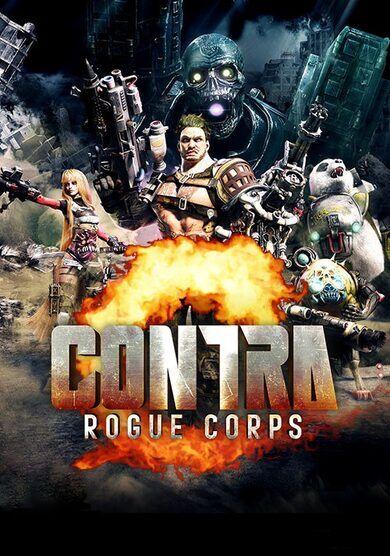 Konami Contra: Rogue Corps Steam Key GLOBAL