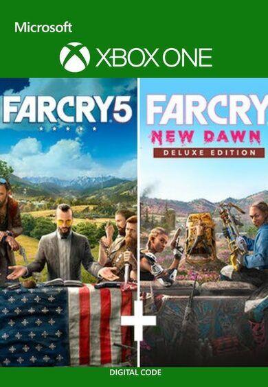 Ubisoft Far Cry 5 + Far Cry - New Dawn Deluxe Edition Bundle XBOX LIVE Key UNITED STATES