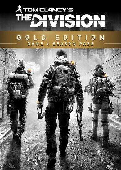 Ubisoft Tom Clancy's The Division (Gold Edition) Uplay Key GLOBAL