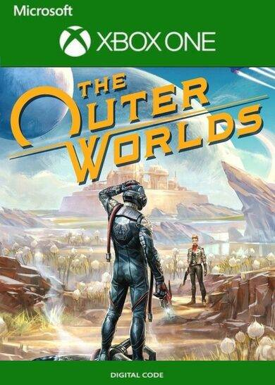 Private Division The Outer Worlds (Xbox One) Xbox Live Key UNITED STATES