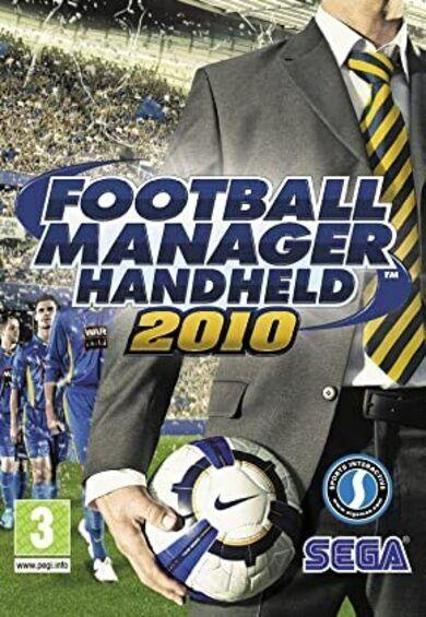 SEGA Football manager 2010 Steam Key GLOBAL