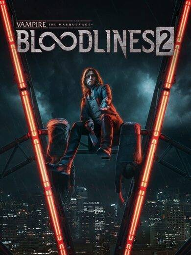 Paradox Interactive Vampire: The Masquerade - Bloodlines 2 Steam Key GLOBAL
