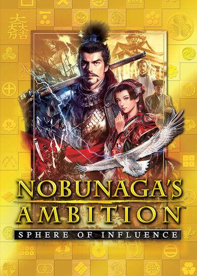 KOEI TECMO GAMES CO., LTD. NOBUNAGA'S AMBITION: Sphere of Influence Steam Key GLOBAL