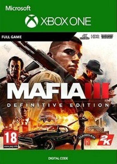 2K Mafia III Definitive Edition (Xbox One) Xbox Live Key GLOBAL