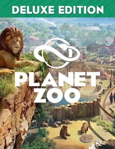Frontier Developments Planet Zoo (Deluxe Edition) Steam Key GLOBAL