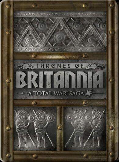 SEGA Total War Saga: Thrones of Britannia Steam Key GLOBAL