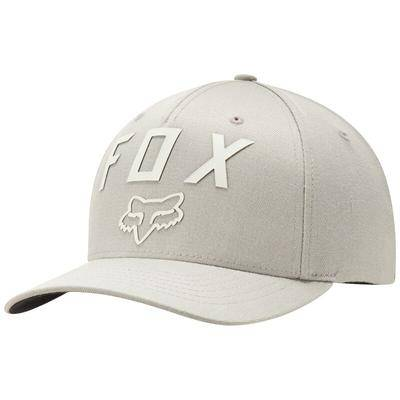 Fox Number 2 Flex Hat - Gray