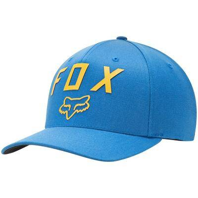 Fox Number 2 Flex Hat - Blue