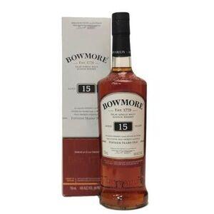 Bowmore Scotch Single Malt 15 Year 750ml