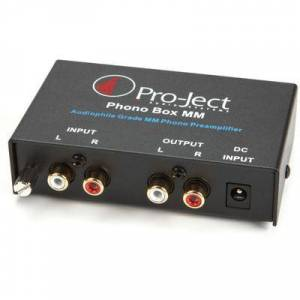 Pro-Ject PhonoBox MM (BK) MM phono preamp